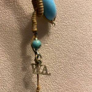 W.A. Jewelry - Turquoise stone necklace